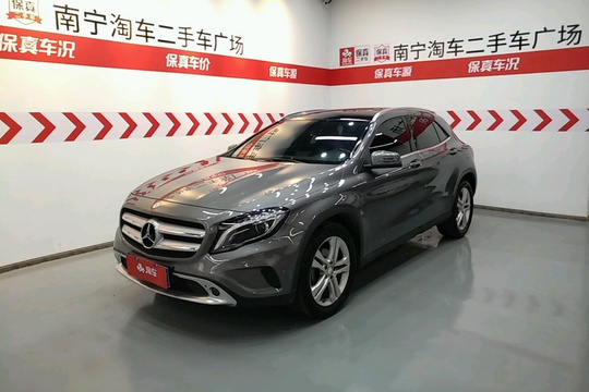 GLA 220 4MATIC 豪华型