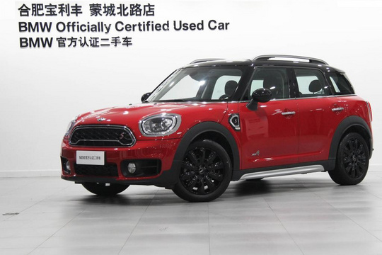 合肥二手MINI COUNTRYMAN