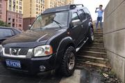 苏州相城区二手帕拉丁 2006款 KA24 汽油 四驱 豪华型