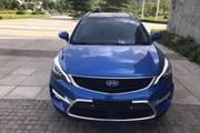 宣城宁国市二手帝豪GS 2016款 优雅版 1.3T 6DCT 臻尚型