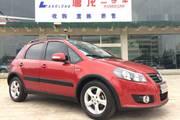 汉中汉台区二手天语SX4 2011款 两厢 1.6L 运动型 AT