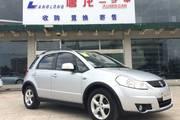 汉中汉台区二手天语SX4 2011款 两厢 1.6L 舒适型 MT