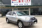 汉中汉台区二手胜达(进口) 2005款 圣达菲2700CC