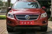 常州天宁区二手Tiguan 2009款 2.0 TSI 豪华版