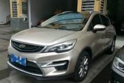 咸宁崇阳县二手帝豪GS 2016款 运动版 1.8L 6DCT 领尚型