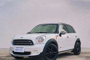 上海二手MINI COUNTRYMAN 2014款 1.6T COOPER All 4 Fun