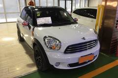 MINI COUNTRYMAN 2013款 1.6T COOPER All 4 Fun