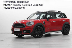 合肥二手MINI COUNTRYMAN 2014款 1.6T COOPER S All 4