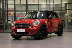 台州二手MINI COUNTRYMAN 2013款 1.6T COOPER All 4 Fun