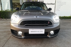 海口二手MINI COUNTRYMAN 2017款 2.0T COOPER S ALL4 旅行家
