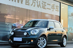 青岛二手MINI COUNTRYMAN 2013款 1.6T COOPER All 4 Excitement