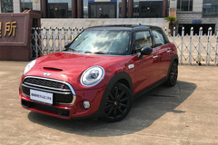 金华二手MINI 2015款 1.5T COOPER Excitement 五门版