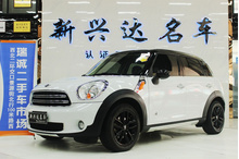 石家庄二手MINI COUNTRYMAN 2014款 1.6T COOPER All 4 Fun