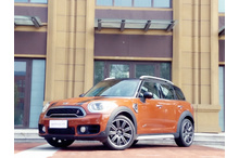 济南二手MINI COUNTRYMAN 2017款 2.0T COOPER S ALL4 旅行家