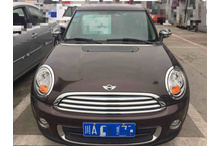 成都二手MINI 2011款 COOPER Excitement