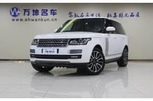 合肥二手路虎揽胜 2015款 3.0L V6 柴油 美规行政版