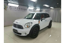 绵阳二手MINI COUNTRYMAN 2011款 1.6L ONE