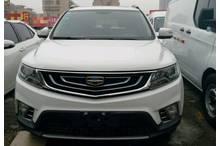 淮北二手远景SUV 2016款 1.3T CVT 旗舰版