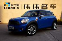 太原二手MINI COUNTRYMAN 2014款 1.6T COOPER All 4 Fun