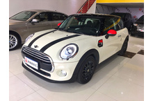 石家庄二手MINI 2014款 1.5T COOPER Excitement