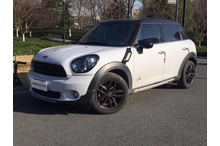 杭州二手MINI COUNTRYMAN 2016款 1.6T COOPER All 4 Fun 装备控