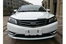宁波二手帝豪 2012款 三厢 1.5L 手动 舒适型