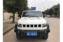 宁波二手北京BJ40 2014款 2.4L 手动 四驱 远行版
