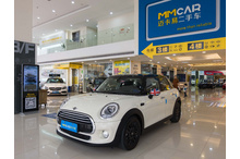 广州二手MINI 2015款 1.5T COOPER Excitement 五门版