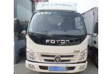 常州二手奥铃CTX 2012款 2012版 3.8L(115kw)(轴距4700)厢式车
