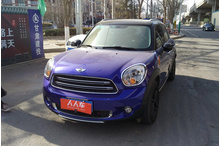 兰州二手MINI COUNTRYMAN 2014款 1.6T COOPER All 4 Fun