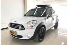 武汉二手MINI COUNTRYMAN 2014款 1.6L COOPER Fun