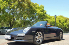 上海二手保时捷911 2006款 Carrera 4 Cabriolet AT 3.6L