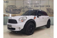 银川二手MINI COUNTRYMAN 2011款 1.6L COOPER Fun