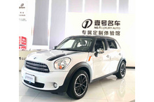 重庆二手MINI COUNTRYMAN 2014款 1.6L COOPER Fun