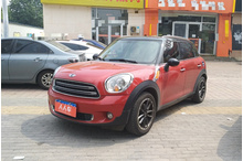 廊坊二手MINI COUNTRYMAN 2014款 1.6L COOPER Fun