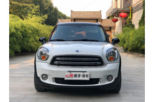 济南二手MINI COUNTRYMAN 2014款 1.6L COOPER Fun