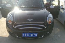郑州二手MINI COUNTRYMAN 2011款 1.6L COOPER Excitement