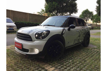 武汉二手MINI COUNTRYMAN 2016款 1.6T COOPER All 4 Fun 装备控