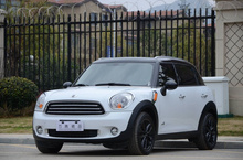 贵阳二手MINI COUNTRYMAN 2013款 1.6T COOPER All 4 Fun