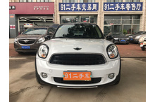 郑州二手MINI COUNTRYMAN 2014款 1.6T COOPER All 4 Excitement