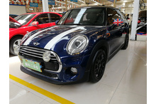 西安二手MINI 2014款 1.5T COOPER Excitement