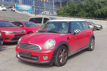 杭州二手MINI 2011款 COOPER Excitement