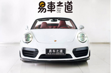 北京二手保时捷911 2016款 Turbo S Cabriolet