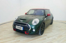 郑州二手MINI 2014款 2.0T COOPER S Excitement
