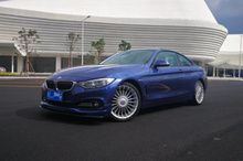 厦门二手ALPINA B4 Bi-Turbo 2017款 B4 Bi-Turbo Coupe